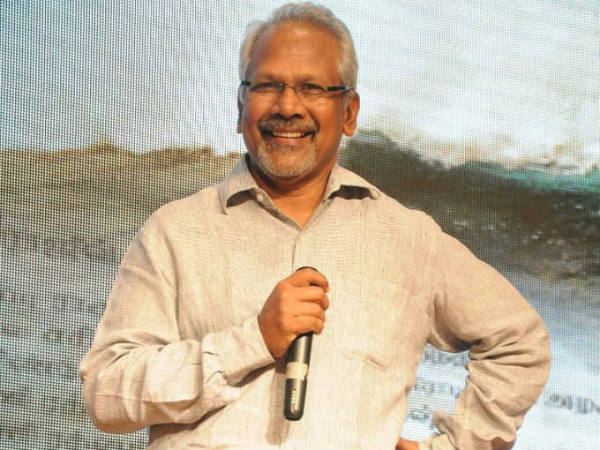 Manirathnam's new movie from Jan 2018