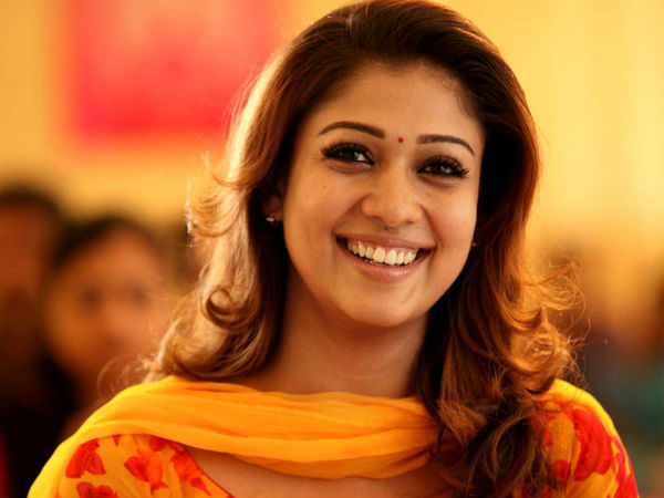 Scared to use lady super star title: Nayanthara