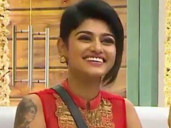 oviya says ganesh - Biggboss grand finale