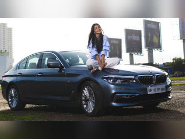 ட்ரீம் கார் வாங்கிட்டேன் - பூஜா ஹெக்டே ஹேப்பி அண்ணாச்சி!