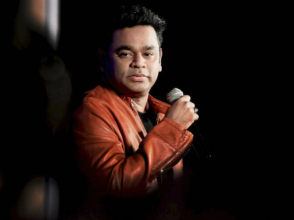This is not my india, says AR Rahman