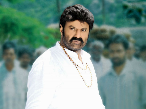 balakrishna's cinema centiment
