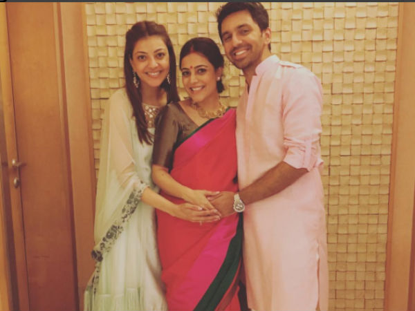 Kajal Agarwal is going to become aunt soon