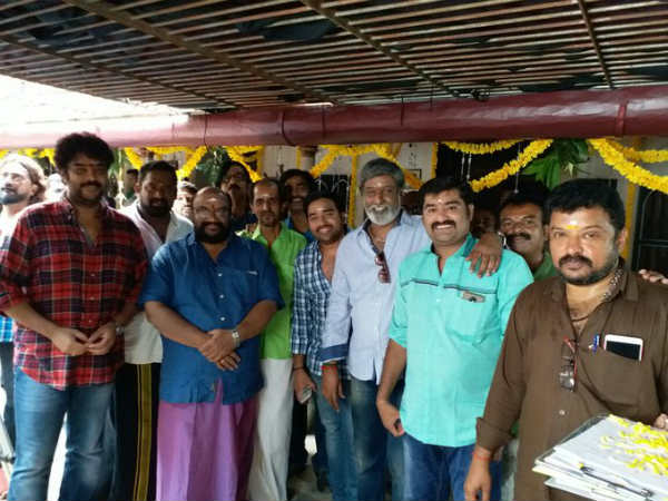 Vaiyapuri committed in big film after Biggboss
