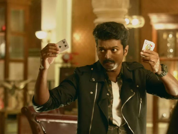 Is Mersal first day collection a new record?