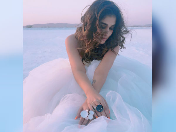 Nayanthara's latest picture impresses fans