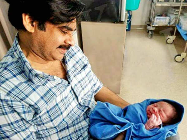 Telugu superstar blessed with baby boy