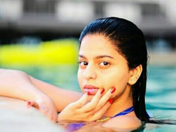 Suhana's cute picture goes viral