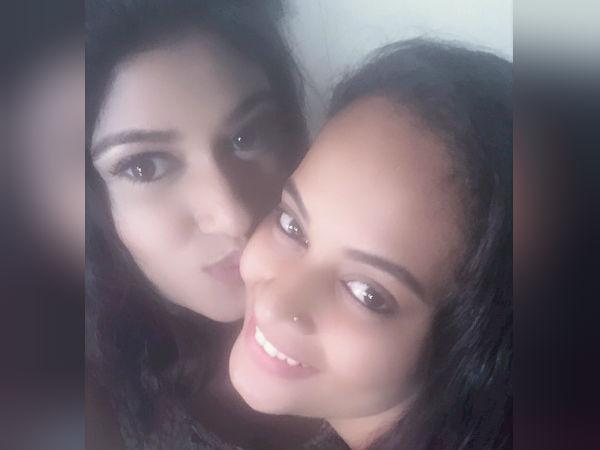 சுஜா வருணிக்கு ஓவியா கொடுத்த ஸ்பெஷல் பிறந்தநாள் பரிசு: வைரலான போட்டோ
