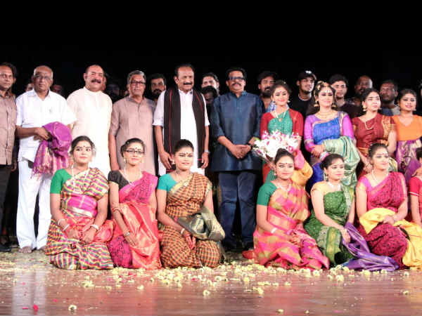 Vaiko's first film production Velu Nachiyar