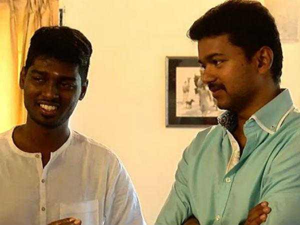Mersal will give an interesting T20 match feel - Atlee
