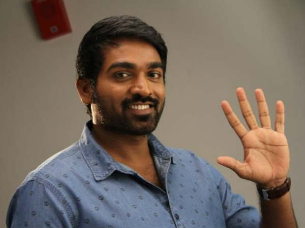 Vijay sethupathi change his route to attract fans