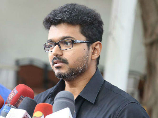 Why Vijay keeps silence in Mersal issue?