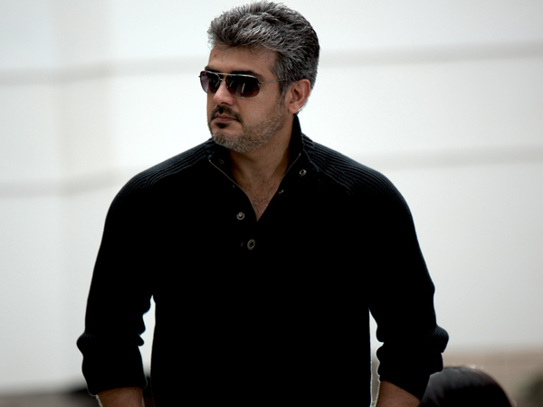 Ajith58 movie title - official announcement