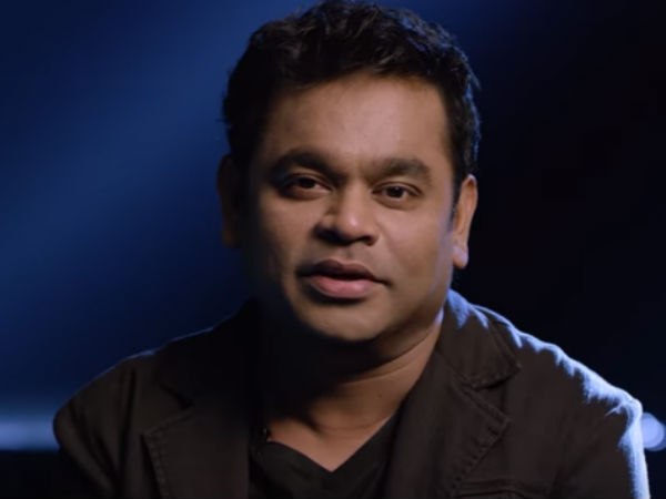 AR Rahman's Children's day wish