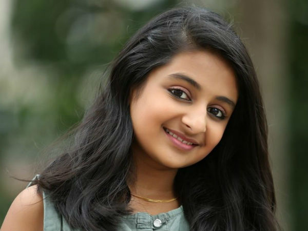 Papanasam kamal's second daughter became heroine