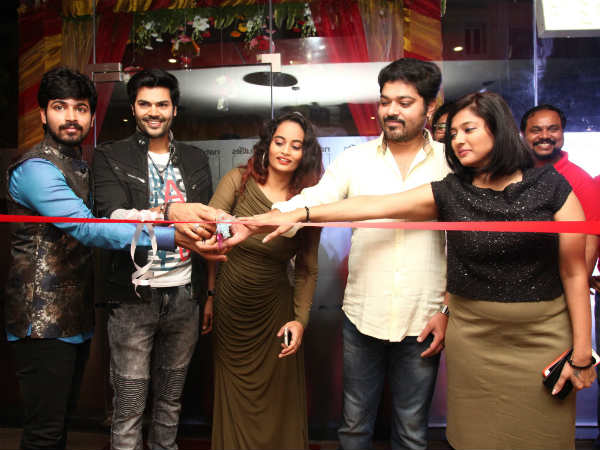 Big Boss celebrities launch a food cafe