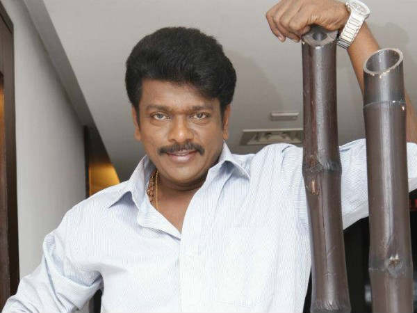 Actor Parthiepan's poem about his career