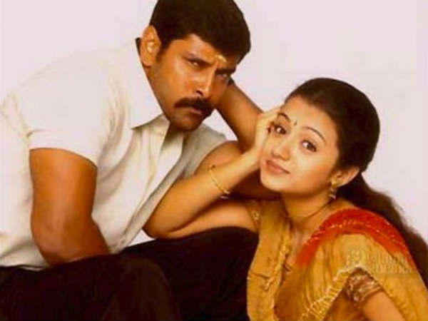 Trisha to be back in Saamy 2?