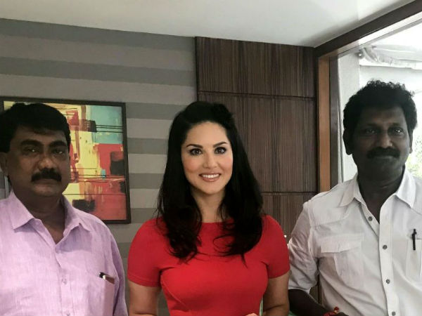 Sunny Leone is coming to South India and she is going act under