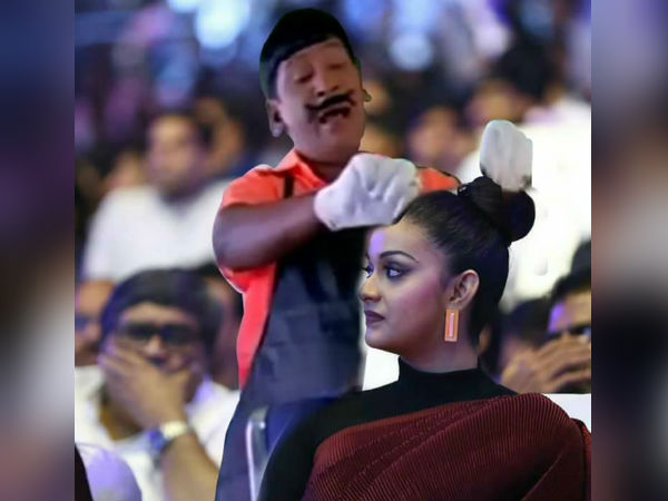 Keerthy Suresh shames herself intentionally by wearing such dresses to Public events
