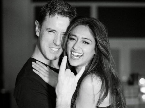 """Ileana says she is secretly married and has posted a photo with caption """"My Hubby"""""""