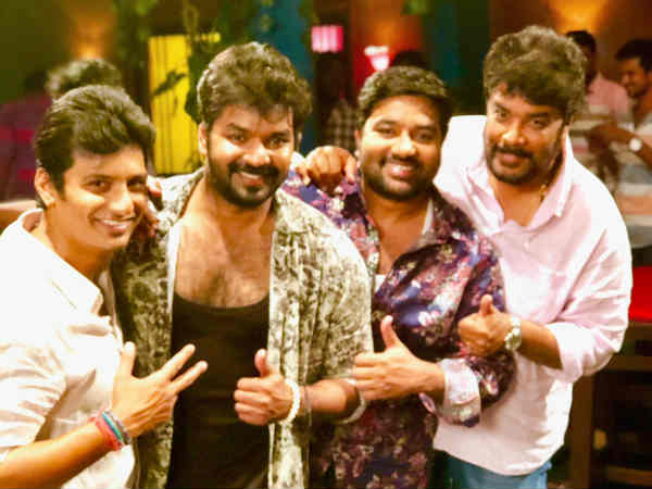 It is a wrap for Kalakalappu 2
