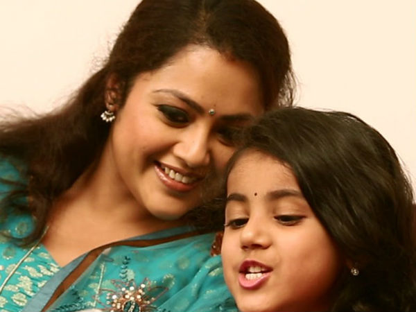 Nainika fulfilled meena's wish