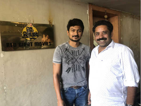 Udhayanidhi's next movie with Seenu ramasamy