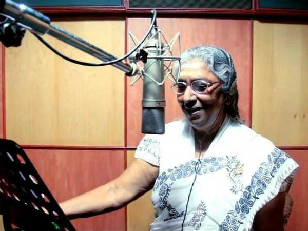தனித்து ஒலித்த பெண்குரல் - எஸ். ஜானகி!
