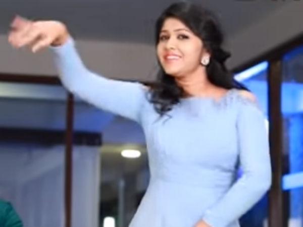 'ஜிமிக்கி கம்மல்' ஷெரிலின் இன்னொரு வீடியோ! - இணையத்தில் வைரல்