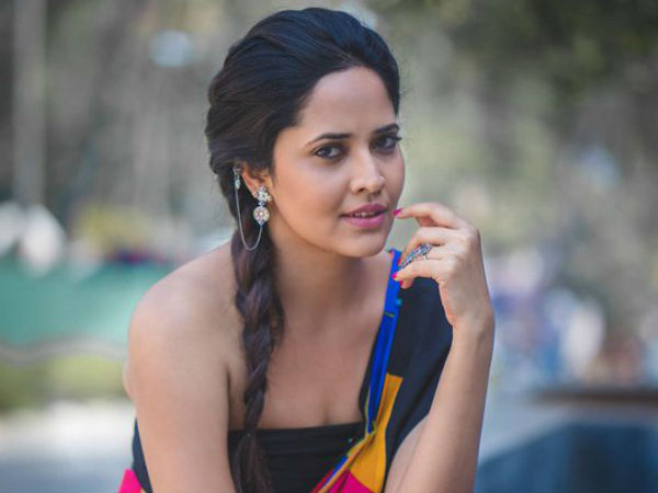 Anasuya bags another project