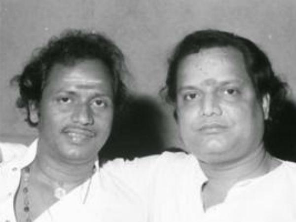கவிஞர் வழங்கிய தேவரின் இசையமைப்பாளர்கள் - சங்கர் கணேஷ்