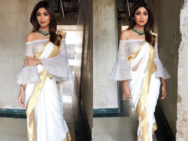 Shilpa Shetty gets attention on Social media for