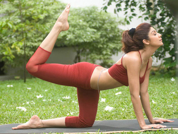 I can do Yoga better without clothes: Says Shilpa Shetty