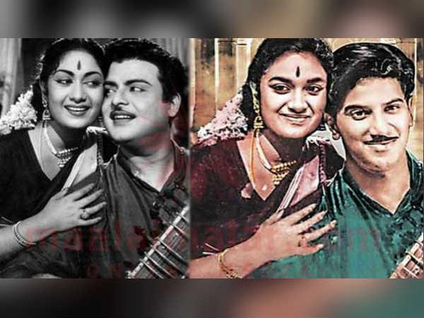 அப்டியே இருக்கியேம்மா... 'மகாநதி' படத்தில் கீர்த்தி சுரேஷ் தோற்றம்!