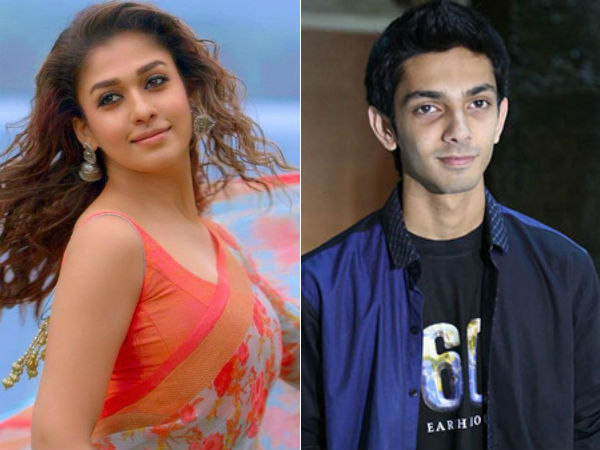 What!!!: Anirudh to act with Nayanthara?