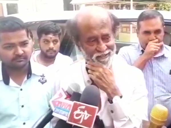 I will perform well in politician role, says Rajinikanth
