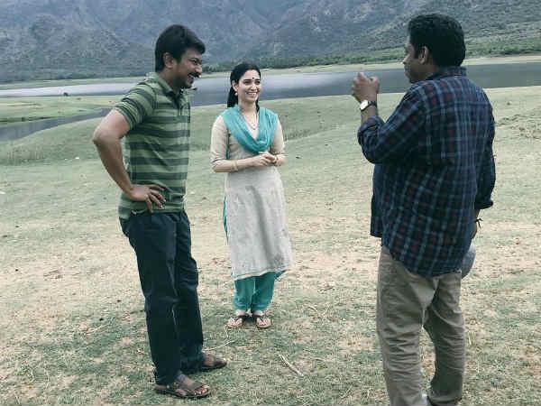'பிரிய மனசே இல்ல..' - ஃபீலிங்ஸ் பகிர்ந்த நடிகை தமன்னா!