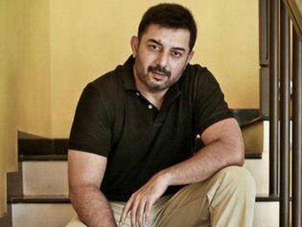Arvindswamy tweets about Cauvery protests