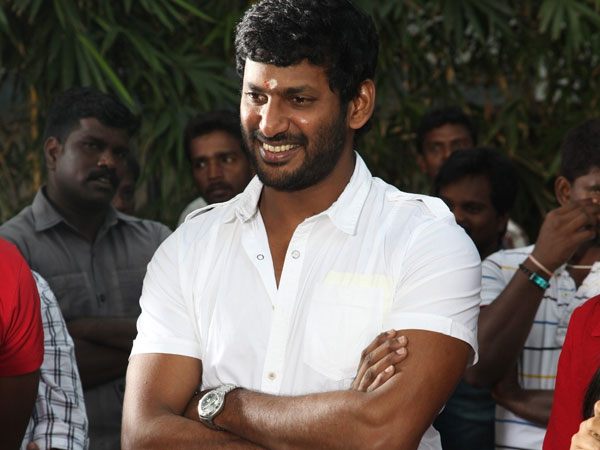 Vishal thanks minister for welfare board decision