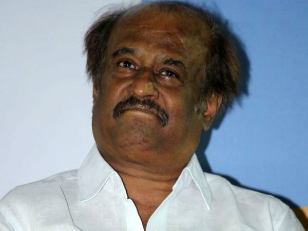 I dont like to talk more in politics, says Rajinikanth