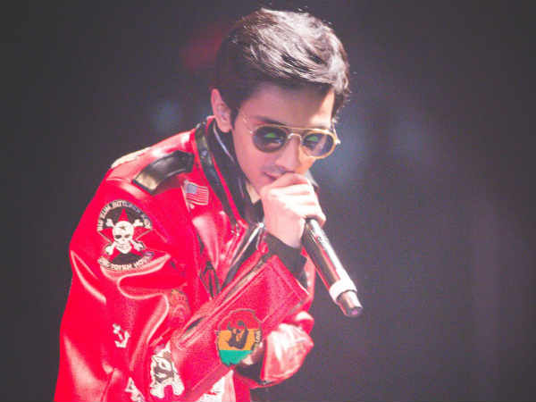 Anirudhs first concert in London