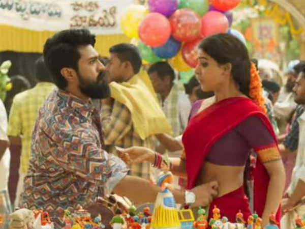 Rangasthalam gets good collection in Tamil Nadu