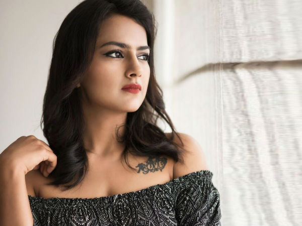 Shraddha Srinath says that South Indian Industry is
