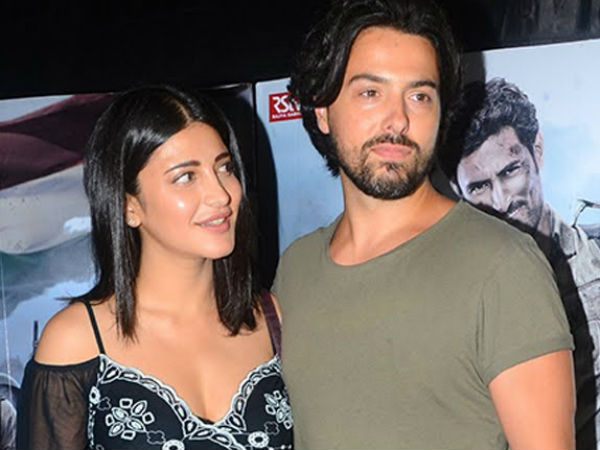 "Shruti Haasan Boyfriend Opens Up - ""Whenever I Leave Shruti... It Feels like..."""