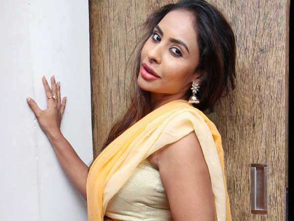 What happened to your accusations Sri Reddy?