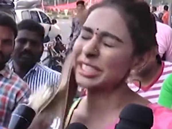 அவரை அண்ணான்னு சொல்ல வெட்கப்படுகிறேன்: பொறிந்து தள்ளிய ஸ்ரீரெட்டி #srireddyleaks