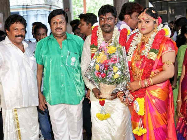 Vijay Jaguar marries Nivetha