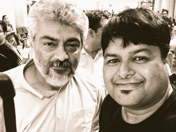 Viswasam shooting starts today